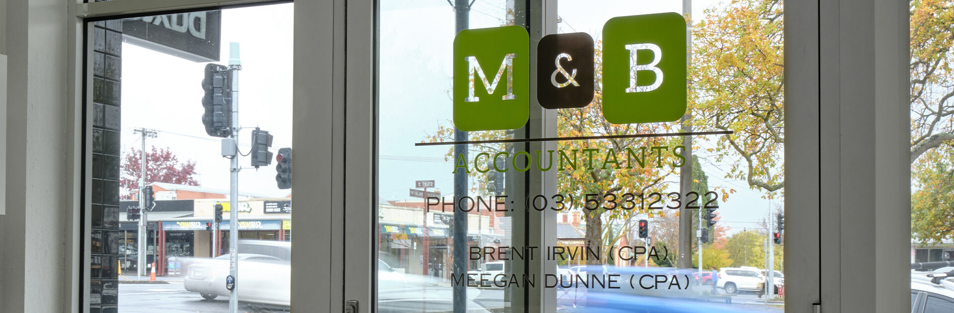 M + B Accountants - Our Story